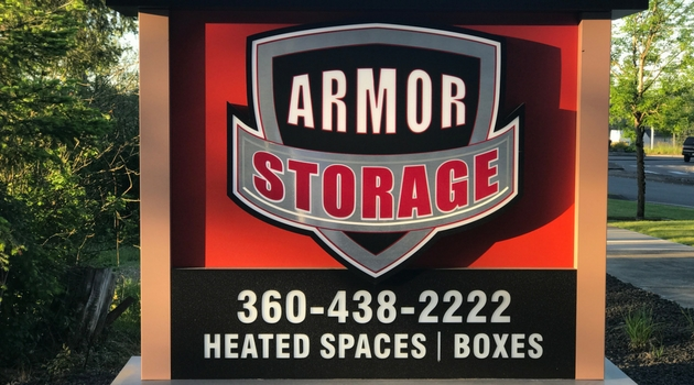 Armor Storage Units in Lacey, WA