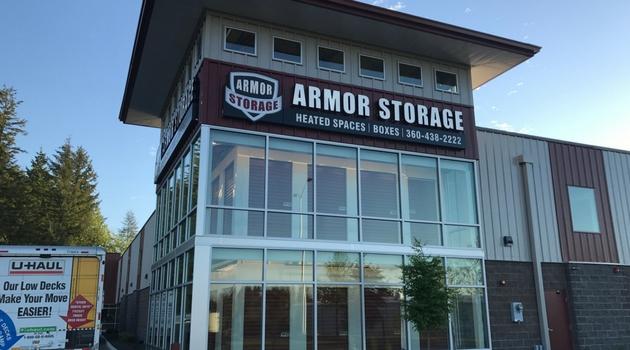 Armor Storage, Self Storage in Lacey, Washington